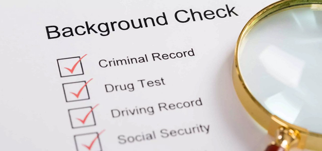 image of background checks